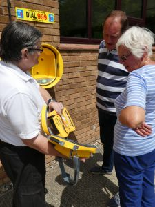 Examining the AED