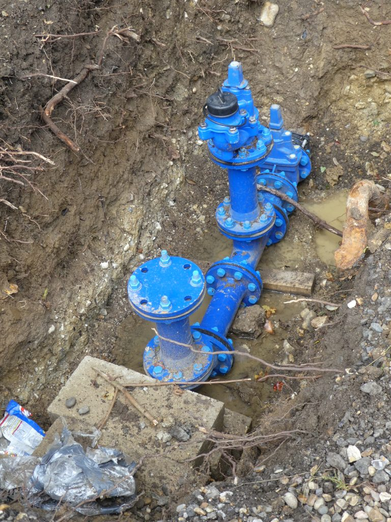 Anglian Water installation