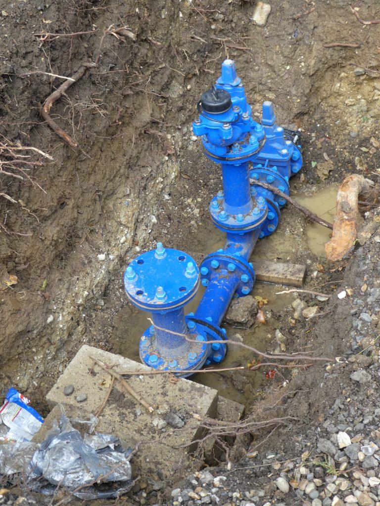 Anglian Water installation