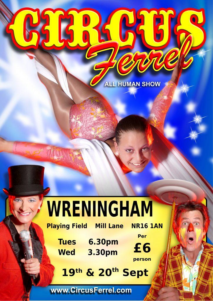 Wreningham Circus