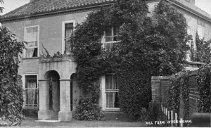 Hill Farm, Norwich Road