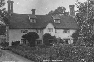 Poplars, Ashwellthorpe Road