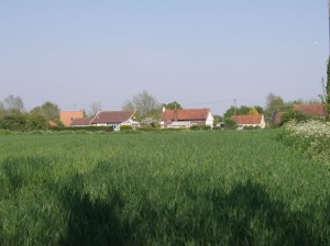 Towards Hethel Road