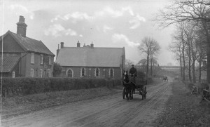 norwich road - chapel - north