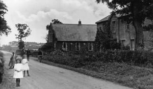 norwich road - chapel - south