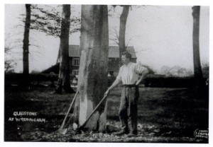 Gladstone at Wreningham